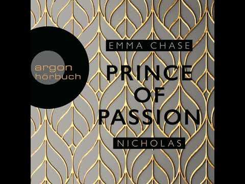 Prince of Passion - Nicholas YouTube Hörbuch Trailer auf Deutsch