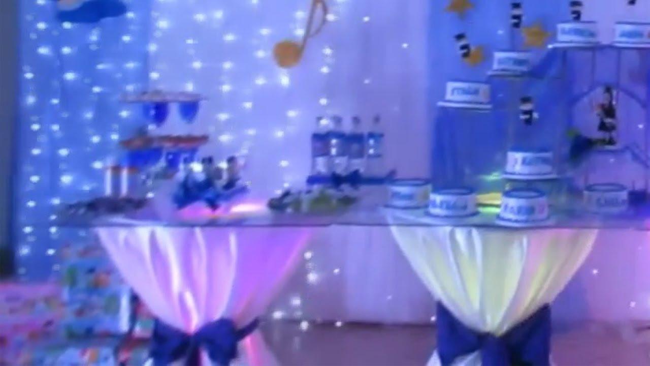 Como armar las mesas iluminadas para eventos muy f cil - Decorar mesas para eventos ...
