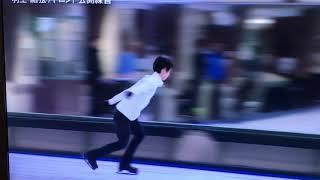 フィギュアスケートTV羽生くん公開練習2018