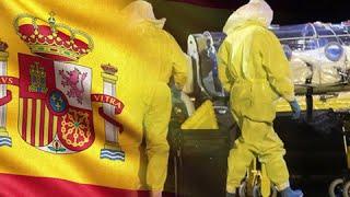 EBOLA in EUROPA: contagiata infermiera spagnola