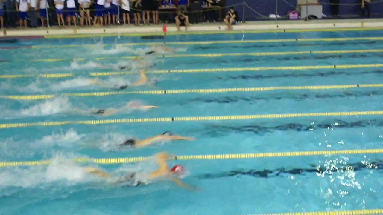 Teen swimmer qualifies for elite training program