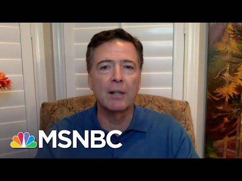 James Comey: Trump 'Makes Us Less Safe'   Deadline   MSNBC