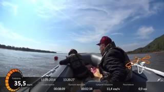 видео Лодочный мотор Сузуки 20