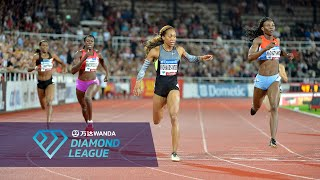The Best of Sanya Richards Ross in the Wanda Diamond League