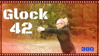 Glock 42 Review: Single Stack Concealed Carry 380 Glock