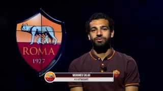 Salah: The first AS Roma interview