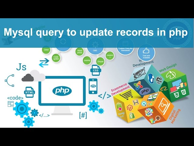 php tutorial in hindi - Mysql query to update records in php