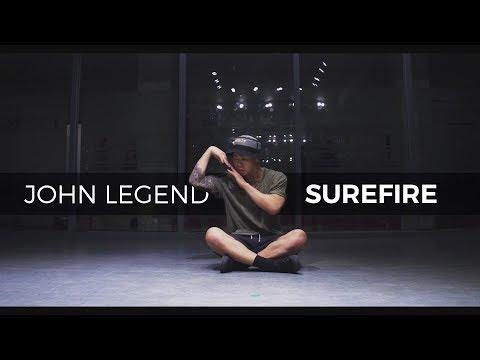 John Legend - Surefire (choreography_J-swag)