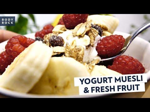 """Завтрак """"Мюсли + Йогурт"""""""