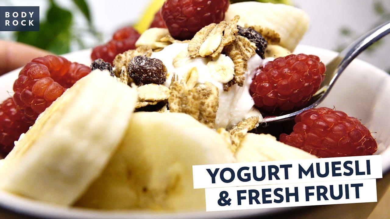 Muesli Low Carb Cereal – Gluten Free Paleo