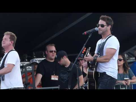 Parmalee live from Chevrolet Riverfront Stage- 6/11/17-