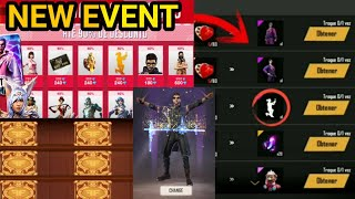 Free Fire New Event How to Get Alok Character || Valentine's New Event,Emote,Alok in Coin,New Bundle