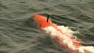 Kongsberg Maritime's autonomous underwater vehicle