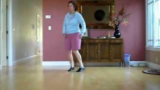 Amame line dance Robbie McGowan HIckie