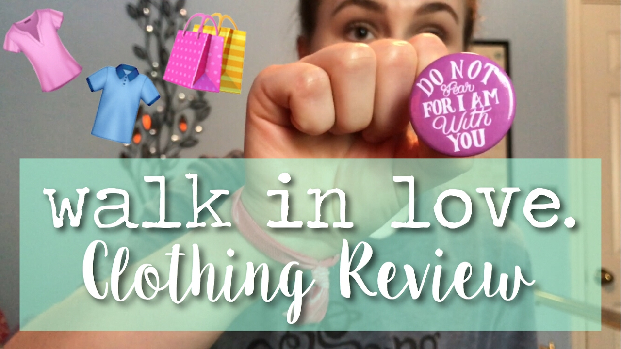 Walk In Love Clothing Review Lauren Bartling Youtube