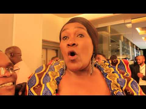 SAFTA AWARD 2018 Connie Chiume at SOUTH AFRICAN FILM TELEVISION AWARD - SABC2 YOU BELONG