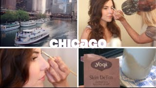 ♥ Chicago Diary (Getting Ready & Travel Beauty Tips) ♥ Thumbnail