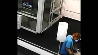 Container Store Attempted Robbery Video
