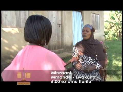 Gunsinze: Okuva bbawange bweyafa embeera tabadde nungi.