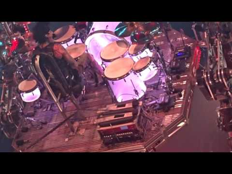 Motley Crue Final Show New Years Eve Tommy Lee's Cruecifly Drum Solo Drama Glitch 12/31/20