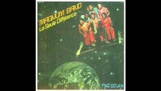 MAGNUM BAND LA SEULE DIFFERENCE - pa palé la(1981)