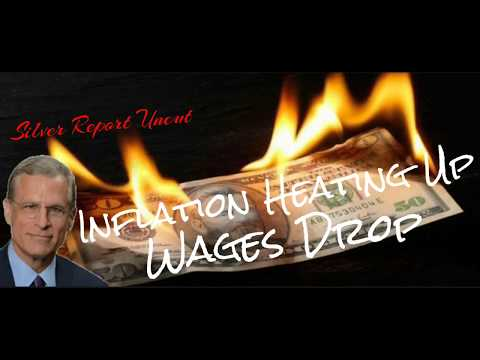 Inflation Heating Up! Wages Drop The Fed's Kaplan Expects Much Higher Inflation