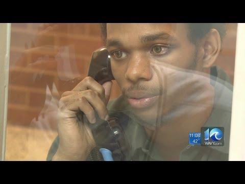 Joe Fisher interviews murders suspect from jail