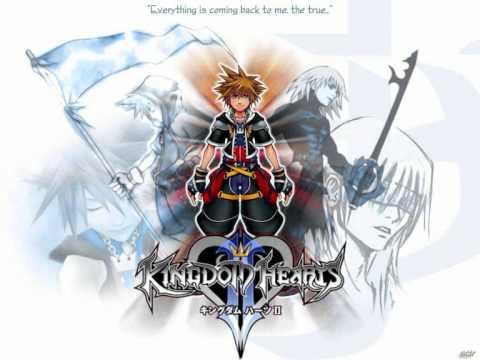 KingdomHearts2 Soundtrack- Sanctuary Orchestra Version