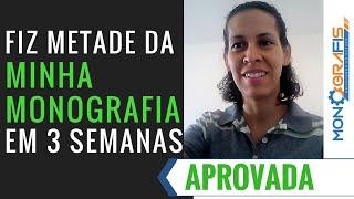 Monografis – #09 Depoimento | DANIELA GONÇALVES RIBEIRO thumbnail