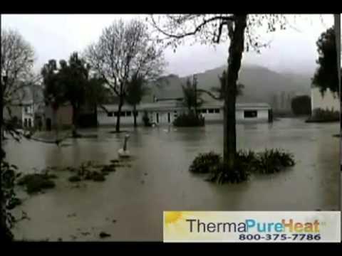 Brooks Institute Flood
