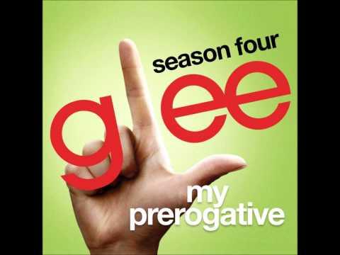 Glee - My Prerogative (DOWNLOAD MP3+LYRICS)