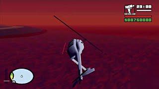El Misterio Del Cielo Rojo En Gta San Andreas (Con Detenshion)