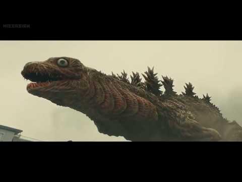 Godzilla 2014, Zilla and Shin Godzilla Tribute Feel Invincible