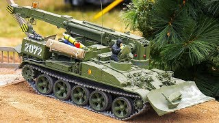 RC MODEL ARMY TRUCKS|RC SCALE TANKS|RC MILITARY VEHICLES|RC OUTDOOR PARCOURS!!