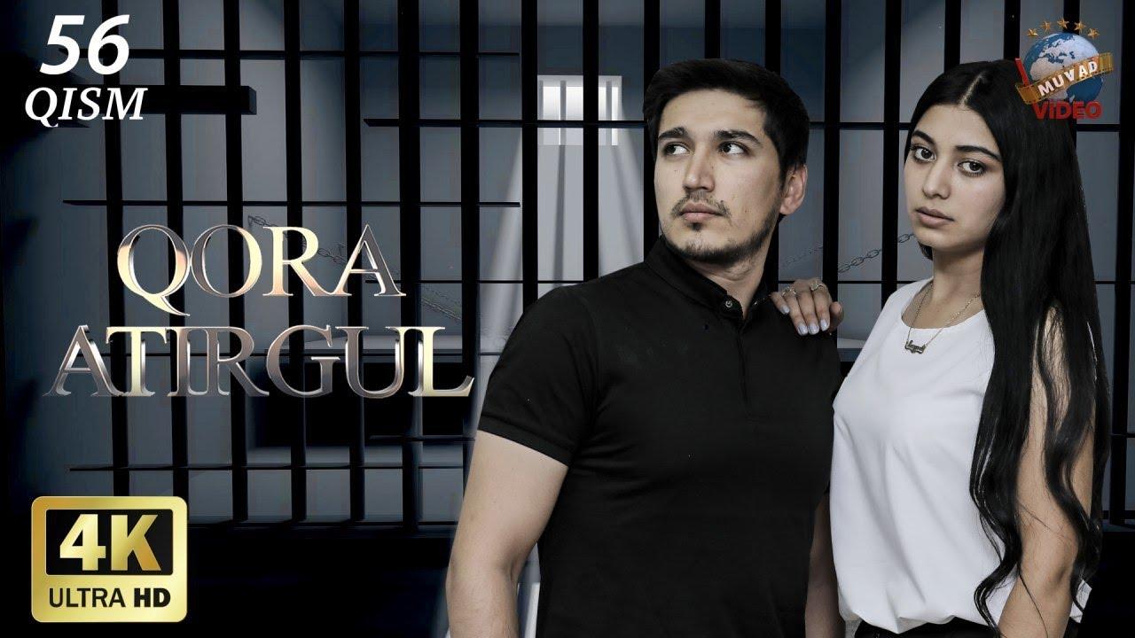 Qora atirgul (o'zbek serial) 56-qism | Кора атиргул (узбек сериал) 56-кисм