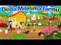 Deda Mile ima farmu - NAJAVA | Old MacDonald had a Farm - INTRO | Nursery Rhymes