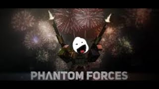 The Joy of Using SKS Again [ROBLOX Phantom Forces]
