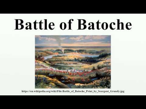 Battle of Batoche