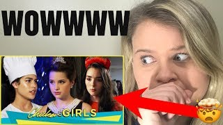 CHICKEN GIRLS SEASON 3 EP 8 REACTION