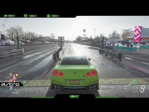 Forza Horizon 4 : 2017 Nissan GTR Drag Tune