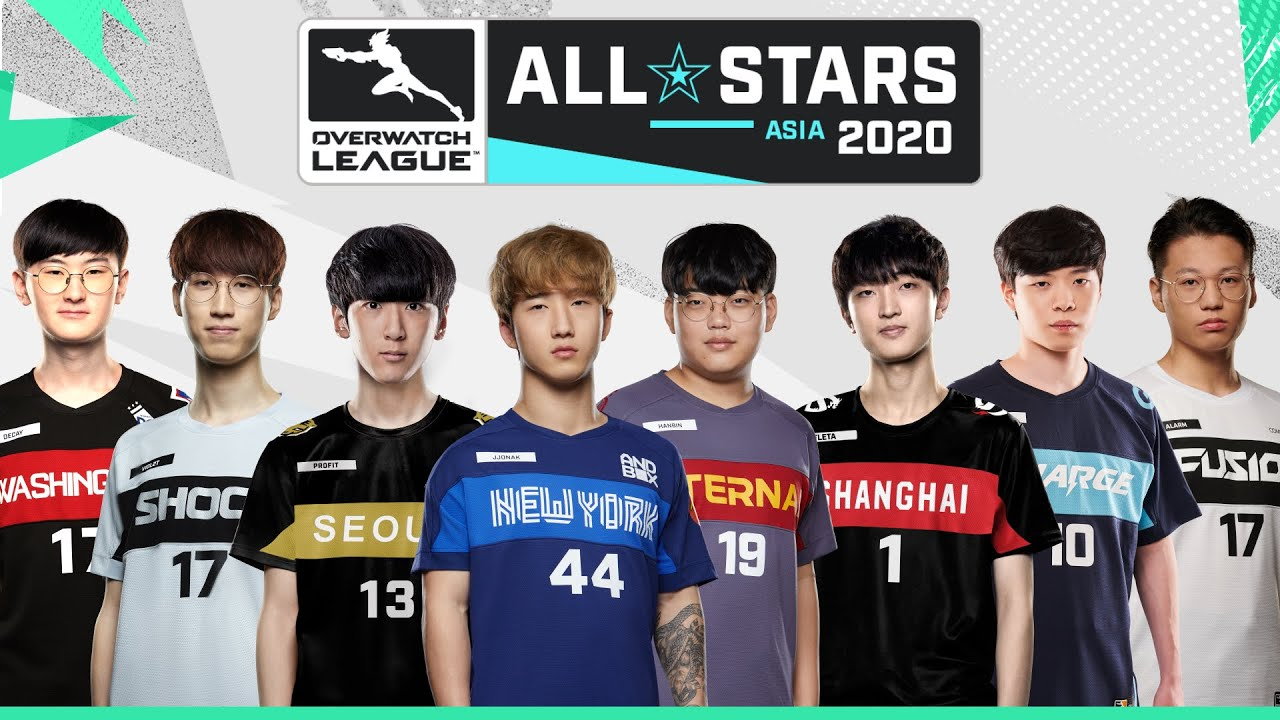 Which All-Stars Will REIGN SUPREME?! | Overwatch League 2020 All-Stars | APAC