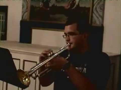 Erich Schmidt Concordia Music Scholarship Video