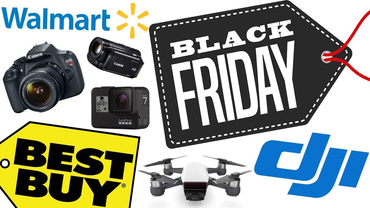 a7ceb6e0ca1c2 Black Friday 2018 Cameras   Drones Walmart vs Best Buy vs DJI - YouTube