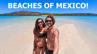 MEXICO'S INCREDIBLE BEACHES 🇲🇽 BAHIA CONCEPCION (INSTA 360 GO 2 REVIEW)