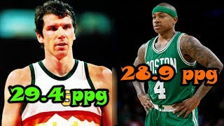 5 NBA Players Who RANDOMLY Almost Averaged 30 PPG