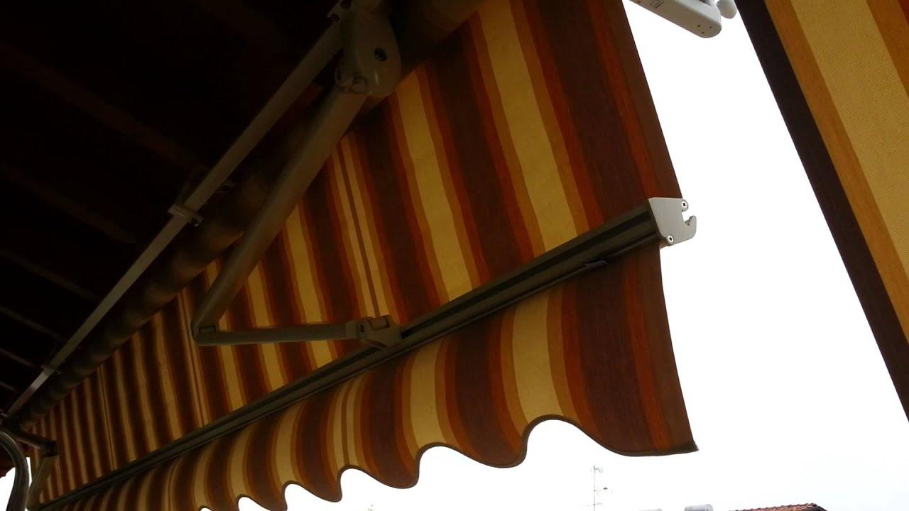 Istruzioni Montaggio Motore Tenda Da Sole.Motorizzazione Tende Da Sole Elettriche Youtube
