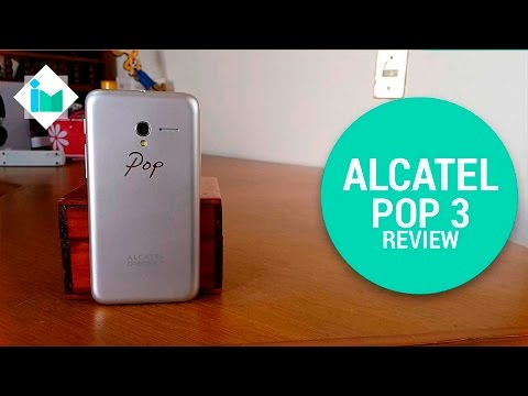Alcatel Pop 3 Review en español