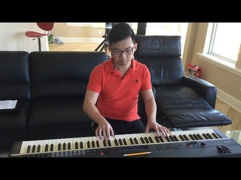 Ima made Nando mo - Naruto ED 5 - Piano
