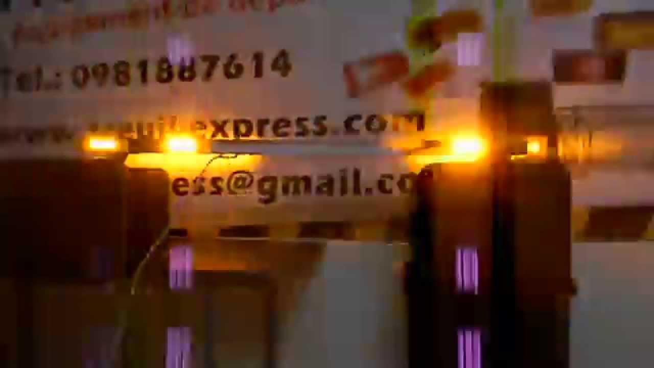 Rampe lumineuse led 145cm 12v youtube - Rampe lumineuse led cuisine ...