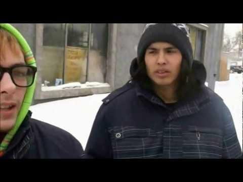 Saving the Armoury [Homeless Youth Documentary]